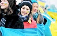 В День Соборности 22 января берега Киева соединят живой цепью