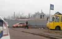 Полиция задержала похитителя киевской маршрутки