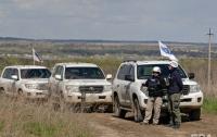 На Донбассе впервые зафиксировали фрагменты реактивных гранат, - СММ ОБСЕ