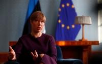 Президент Эстонии поддержала дерусификацию школ