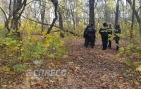 В киевском парке повесился мужчина