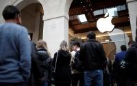 Батарея iPhone сожгла магазин Apple