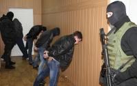 Банду из Запорожья будут судить за вооруженное нападение на инкассаторов
