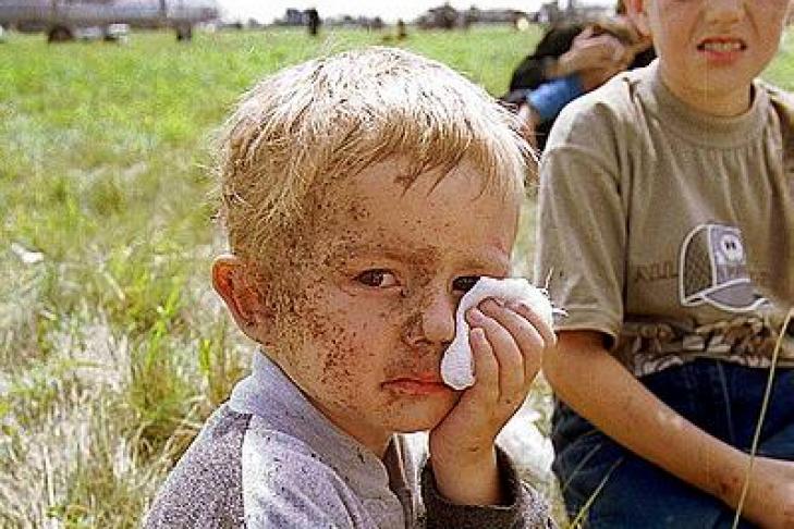 почему погибают дети в террактах за что Cedar