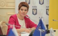 Парламент должен срочно рассмотреть вопрос выборов в Киеве, – Марина Бурмака