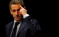 Экс-президента Франции Саркози задержали, - СМИ