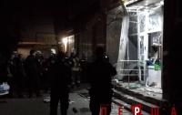 В Кропивницком возле отделения банка прогремел взрыв (видео)