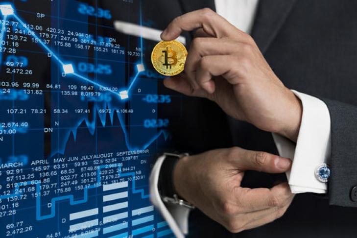 Рыночная цена биткоина подросла засутки до $8,5 тыс