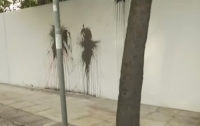 Случилось вооруженное ЧП с посольством США