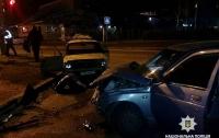 Масштабная авария в Харькове: пострадали семь человек