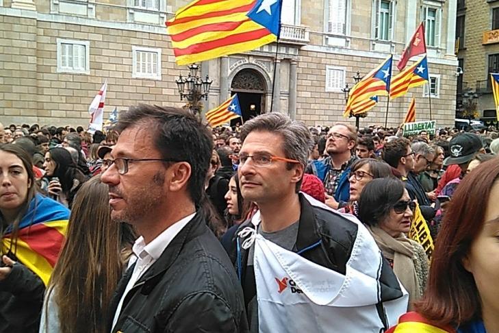 ВКаталонии начались досрочные выборы впарламент