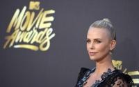 Шарлиз Терон завоевала премию MTV Movie Awards