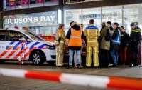 На посетителей торгового центра в Гааге напали с ножом