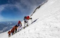 Альпинистка из Украины сорвалась с вершины на Эльбрусе