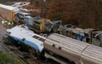 Столкновение поездов в США: количество жертв неумолимо растет