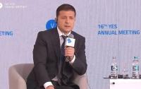 Зеленский на форуме YES: самая сложная ситуация будет с возвращением Крыма