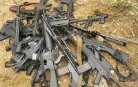 Самый вооруженный человек в мире: американец показал свой арсенал оружия