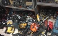 Киев: обнаружена сеть ломбардов, где продавали краденые вещи