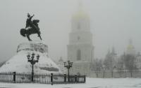 Зима в Украине будет мягкой и снежной