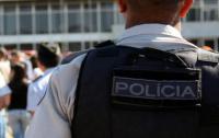 Полицейский избил болельщика с ребенком на футбольном матче