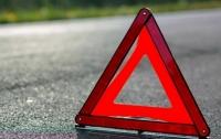 В Харькове произошло ДТП с участием патрульного автомобиля