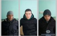 Под Киевом задержали троих иностранцев-нелегалов