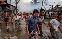 В Мьянме сожгли около 200 сел мусульман - ООН