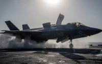 В США приостановили все полеты истребителей F-35