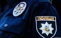 Неизвестные напали на полицейских в Днепре