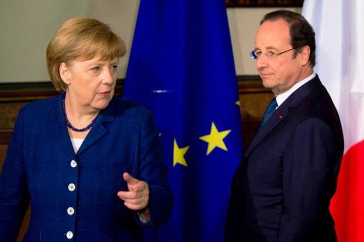 Франция иГермания поддержат евроинтеграцию Украины— Олланд
