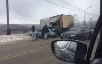 В Харькове произошла страшная авария