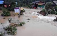 Из-за наводнения в Таиланде пострадали почти 60 тысяч человек