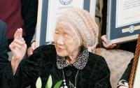 Старейшая жительница планеты попала в Книгу рекордов Гиннеса
