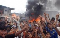 После страшного пожара в столице Бангладеш вспыхнул бунт