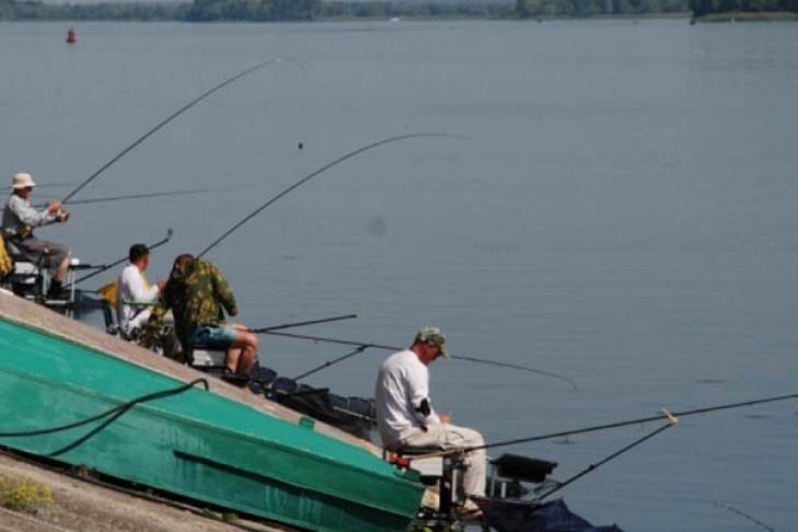 днепр рыбалка фото