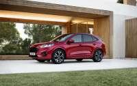 Новий Ford Kuga отримав максимальний 5-зірковий рейтинг безпеки
