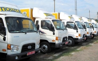 Производство грузовиков, автобусов и легковых авто в Украине существенно упало