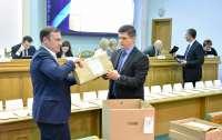 ЦВК здійснює повторний підрахунок голосів виборців на низці виборчих дільниць ОВО № 198