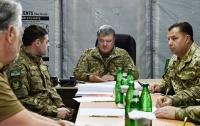 Порошенко созвал силовиков в связи со взрывом на военном складе