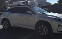 В результате столкновения робомобиля Apple никто не пострадал