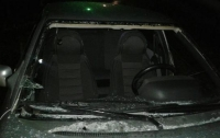Авария под Харьковом: пешеходы оказались на лобовом стекле авто
