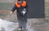 «Киевавтодор» неожиданно оказался готов к снежной зиме