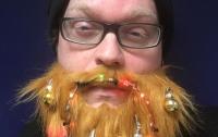 К Новому году мужчинам предложили зажечь бороды