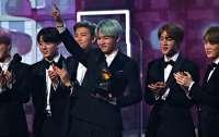 BTS попали в Книгу рекордов Гиннесса