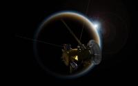 Cassini совершила прощальный пролет над Титаном