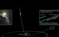 Ученые обнаружили обломок инопланетного корабля