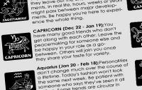 Увлечение астрологией портит характер