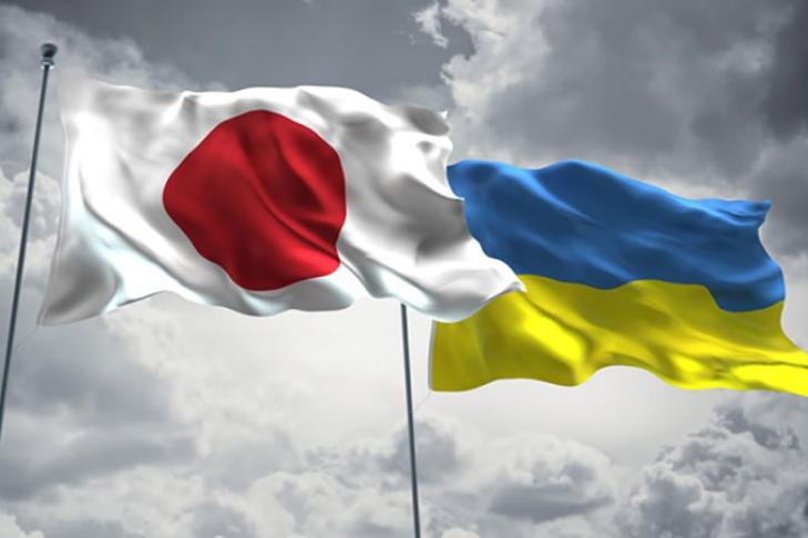 Япония упростила визовый режим для государства Украины