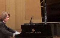 Двенадцатилетний киевлянин покорил Карнеги-холл (видео)