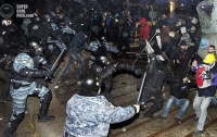 Генпрокуратура сообщила о подозрении комвзвода спецназовцев за разгон Майдана